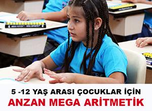 Anzan Mega Aritmetik