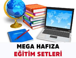 Mega Hafıza Eğitim Setleri