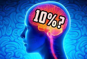 Beynin Yüzde Kaçı Kullanılıyor?