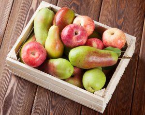 apples pears