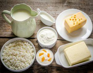 high calcium food