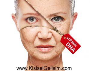 Yaşlanmayı Durdurmak - DHA ve Telomer