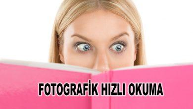 Nasıl Fotografik Okuyabilirim?