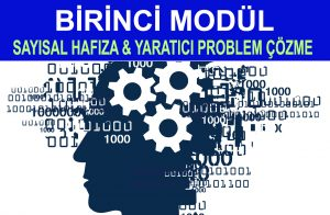 Ankara Yaz Okulu - Birinci Modül