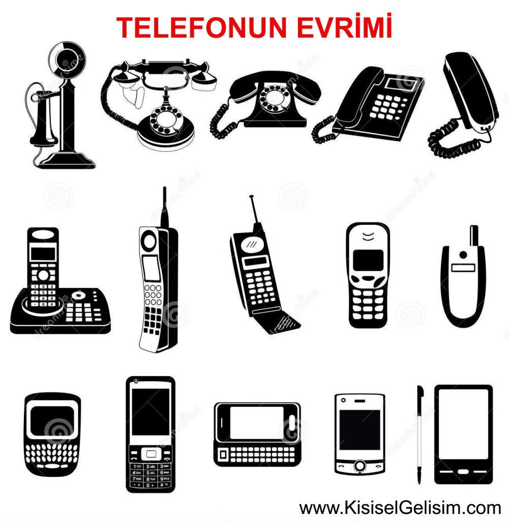 TRİZ ve İFR - Telefonun Evrimi