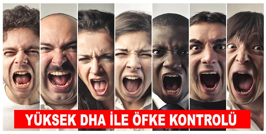 Yüksek DHA ile Öfke Kontrolü