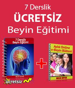Beyin Eğitimi - Ücretsiz Üyelik