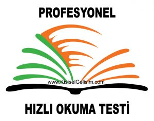 Profesyonel Hızlı Okuma Testleri