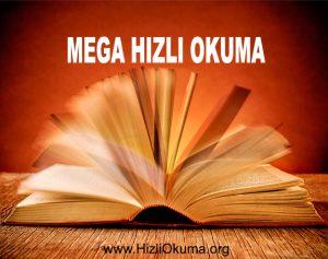 Mega Hızlı Okuma - Beyinle Okuma