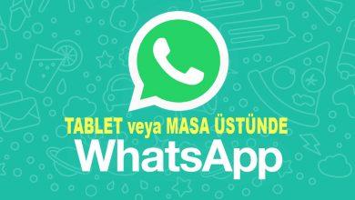 Whatsapp Web Bilgisayarda Nasil Kullanılır?