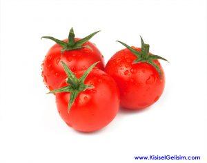 yaz diyeti için domates ye