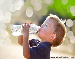Su için - Yaz Diyeti
