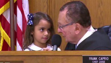 Çocuklar ve Yargıç Frank Caprio