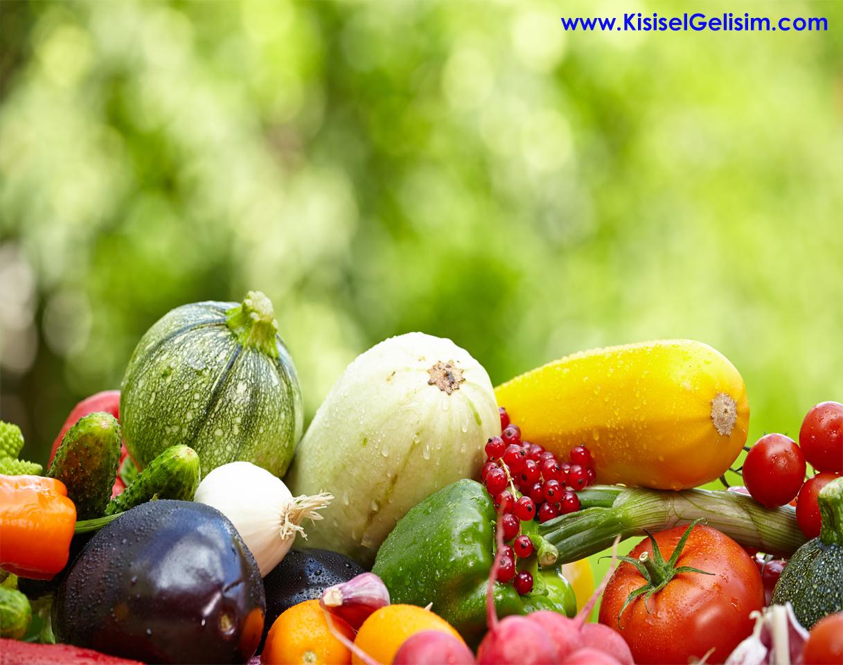 Sebze Meyve Kuklalari