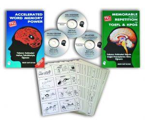 toefl ve yds sınavı için hafıza teknikleriyle ingilizce