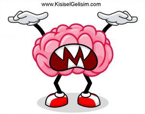öfke kontrolü ve beyin