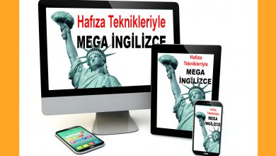 Hafıza Teknikleriyle Mega İngilizce - Mega English