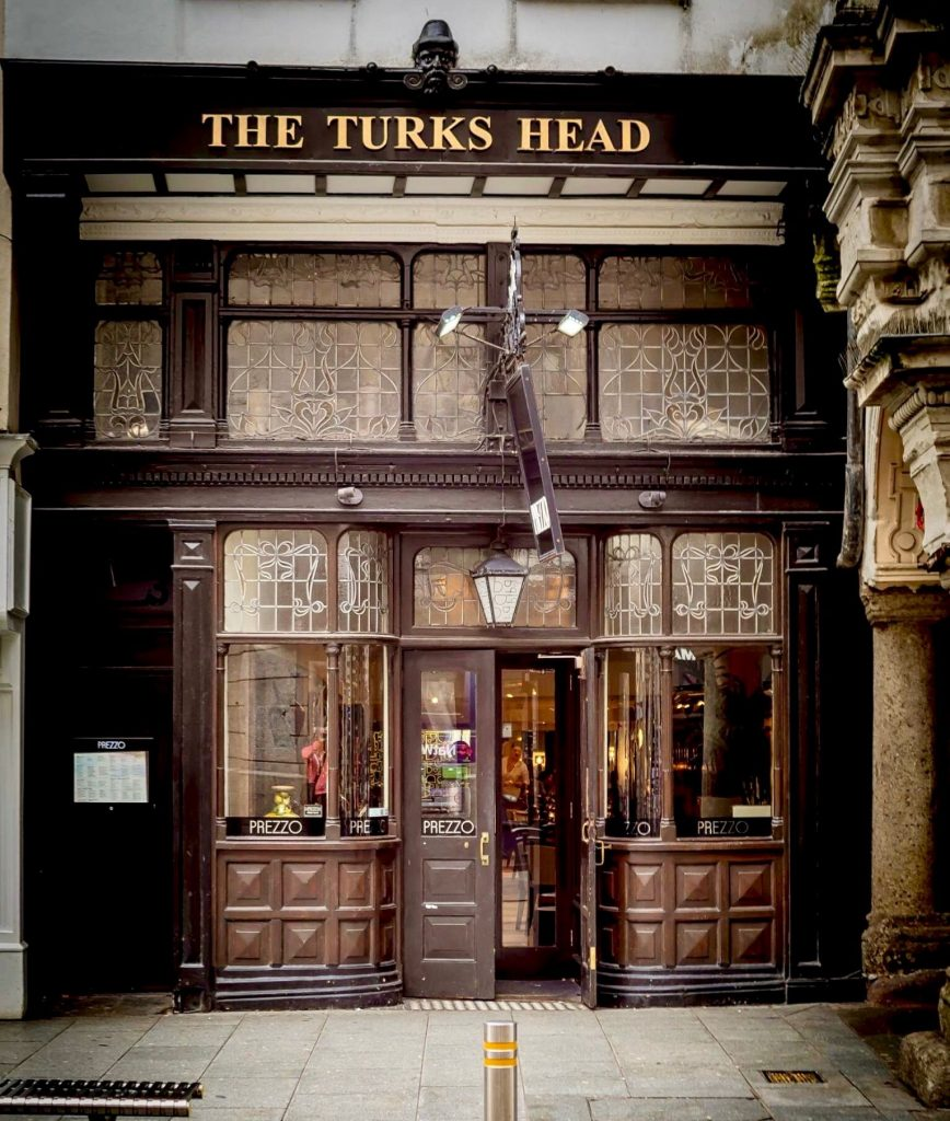 toktor - doktor - boktor - Turk's head -Exeter