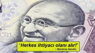 Mahatma Gandhi ve Yaratıcı Cevaplar