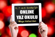 Online Yaz Okulu - Mega Hafıza'dan