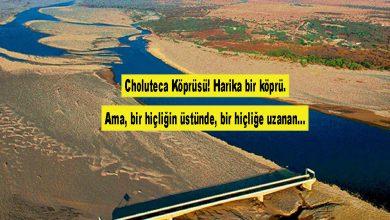 Photo of Choluteca Köprüsü – Gelecek Planlarınız İçin Ders Alınası Örnek Vaka