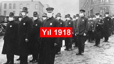 Photo of 1918'de Tüm Dünyanın Covit-19 Dönemi Gibi Maskeyle Gezdiğini Biliyor Muydunuz? Tarih Ezeli Bir Tekerrürdür!