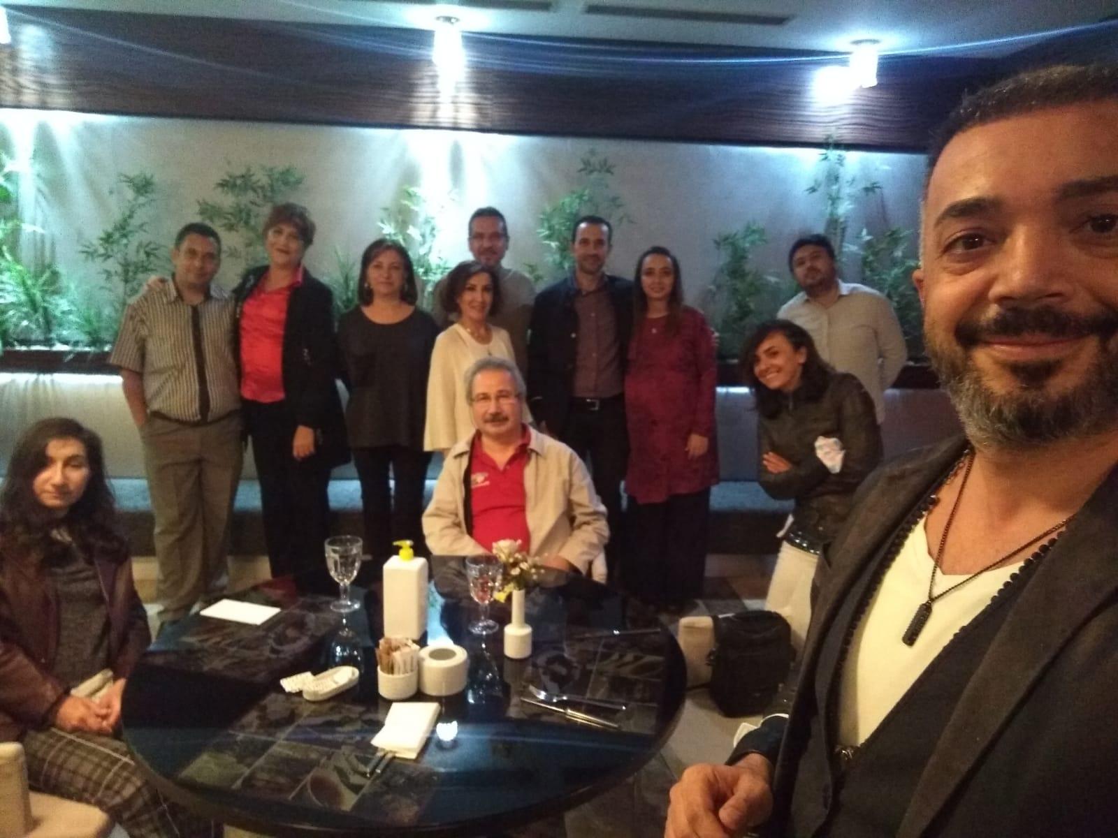 Soner Polat'a Övgü-Konuşması - Son Vagon