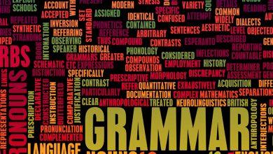 İngilizce Gramer Öğrenme